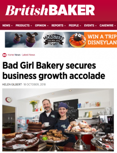 PR growth story example