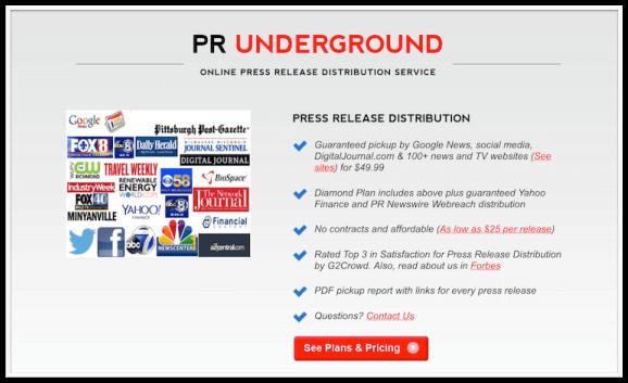 PRUnderground