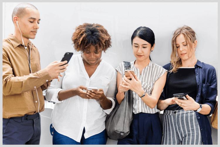 social media marketing team