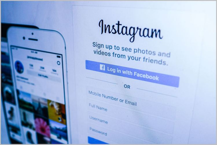 public relations and instagram