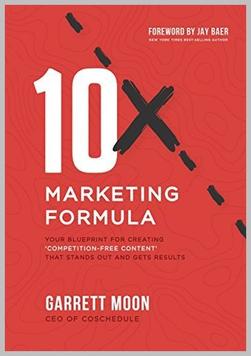 10x your marketing book