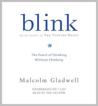 Blink Marketing Book
