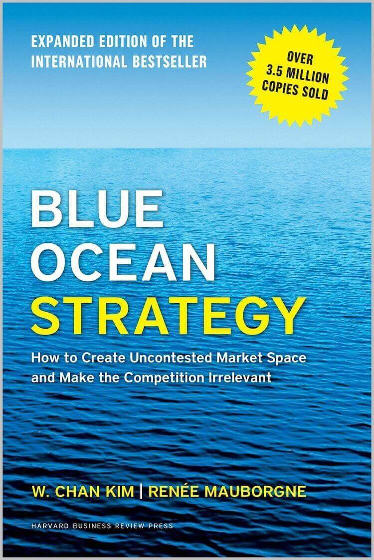 Blue Ocean Strategy Marketing Book