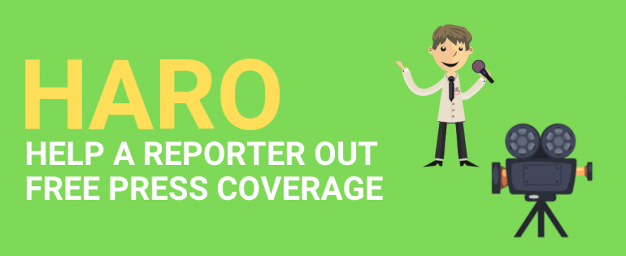 HARO: Get FREE Press Coverage For Your Business