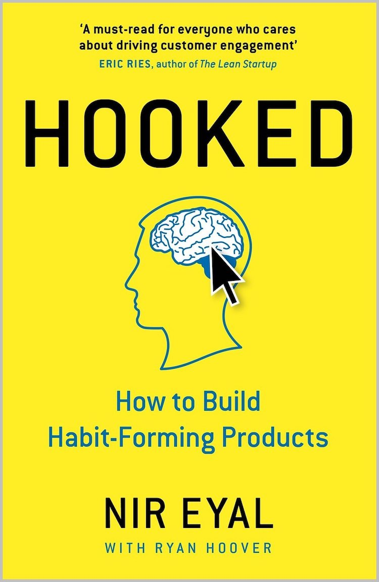 Hooked Marketing Book