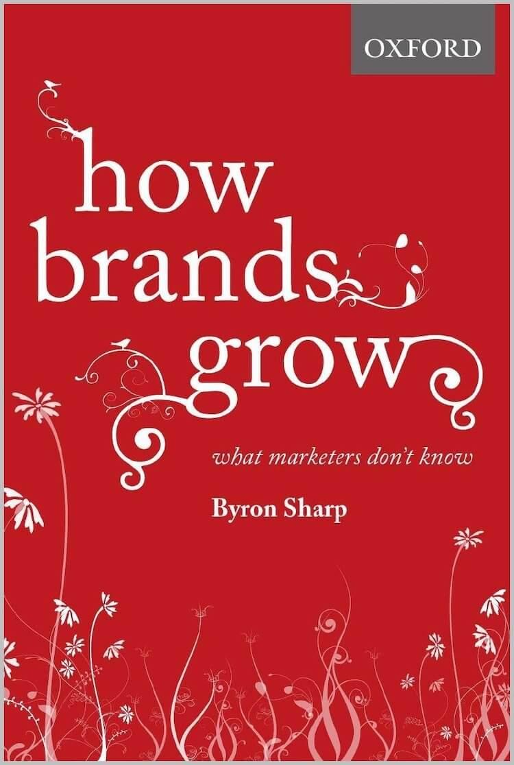 How Brands Grow Marketing Book