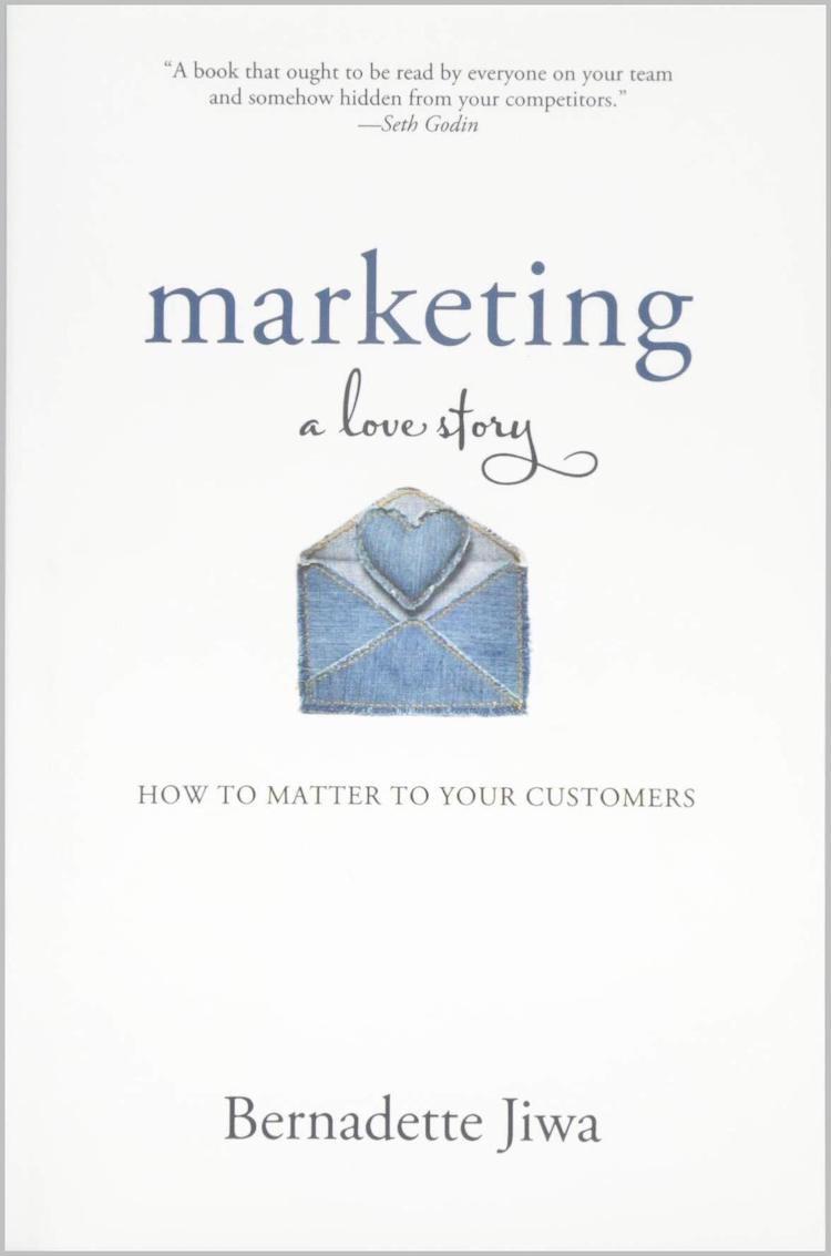 Marketing a love story