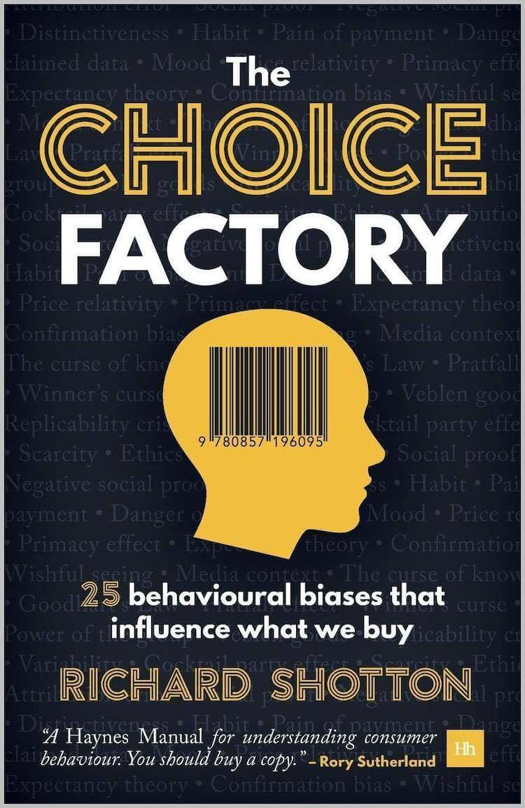 The Choice Factory Marketing Book
