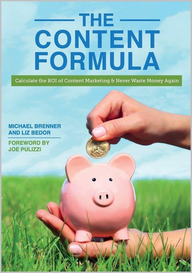 The Content Formula Marketing Book