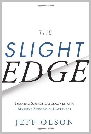 The Slight Edge Marketing Book
