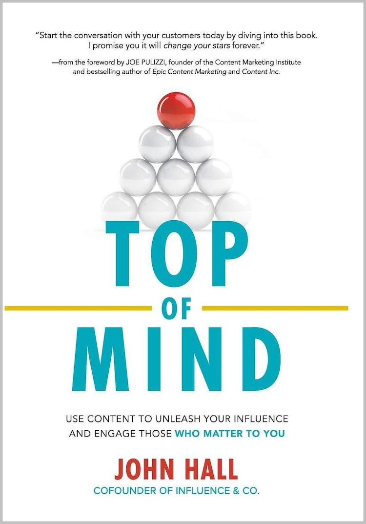 Top of Mind Marketing Book