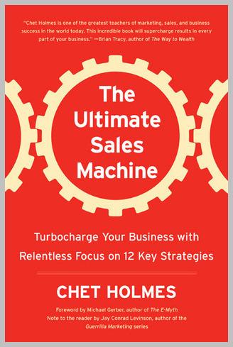 Ultimate marketing book