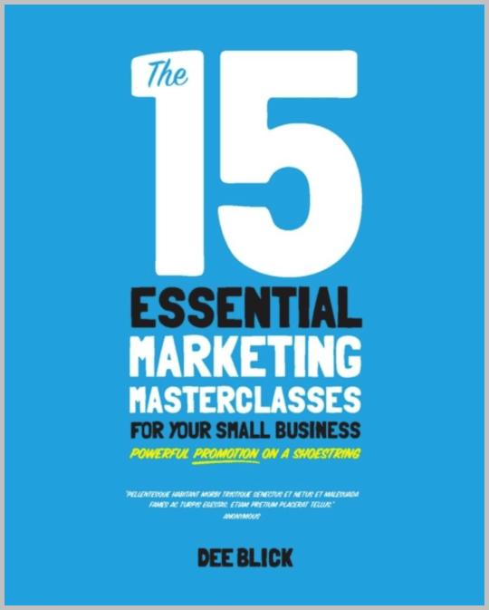 15 Essential Marketing Masterclasses