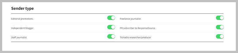 response-source-sender-type