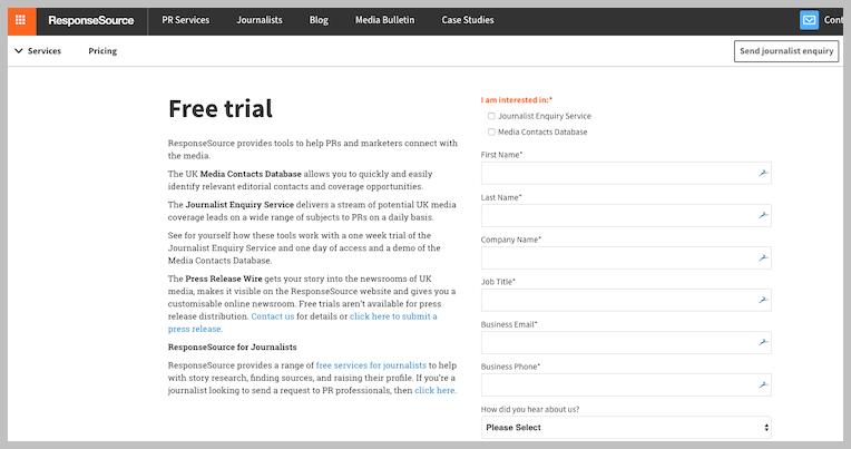 response-source-free-trial