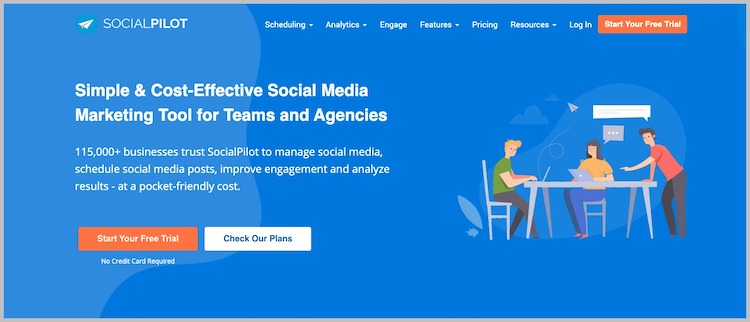 best social media management tool